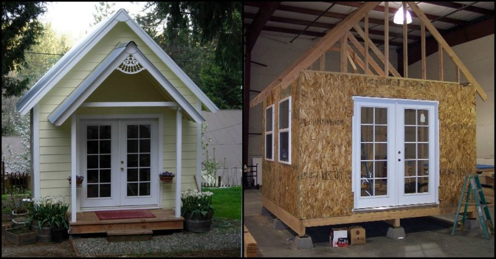 DIY Tiny Cottage