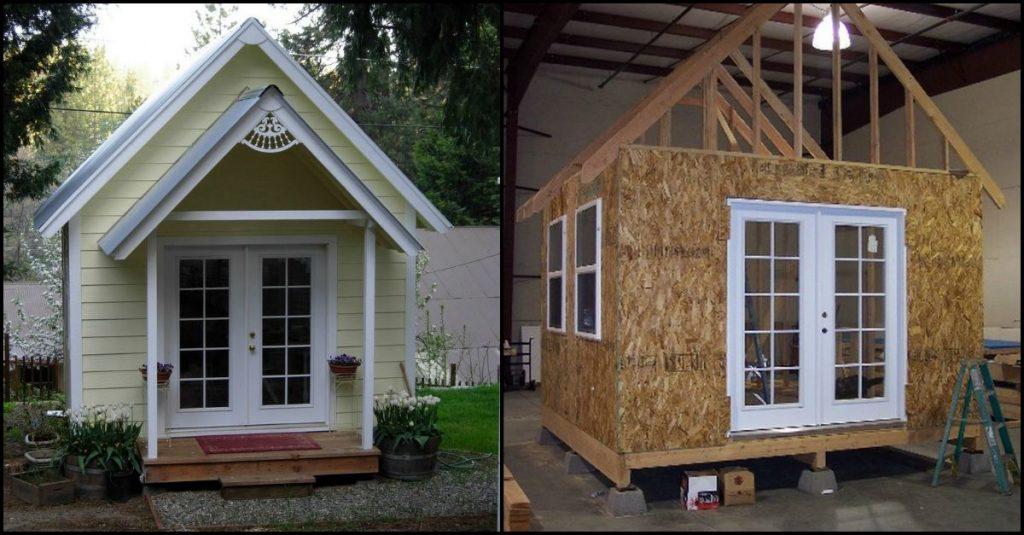 DIY Tiny Cottage