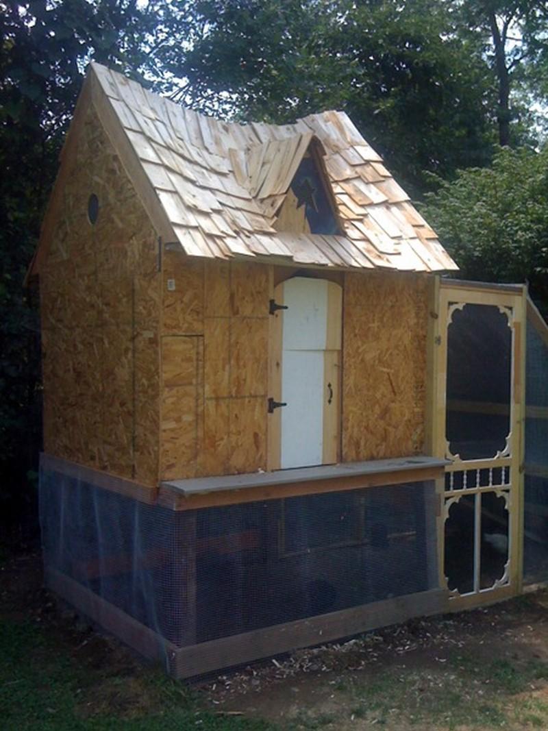Chicken Coop Ideas Pictures
