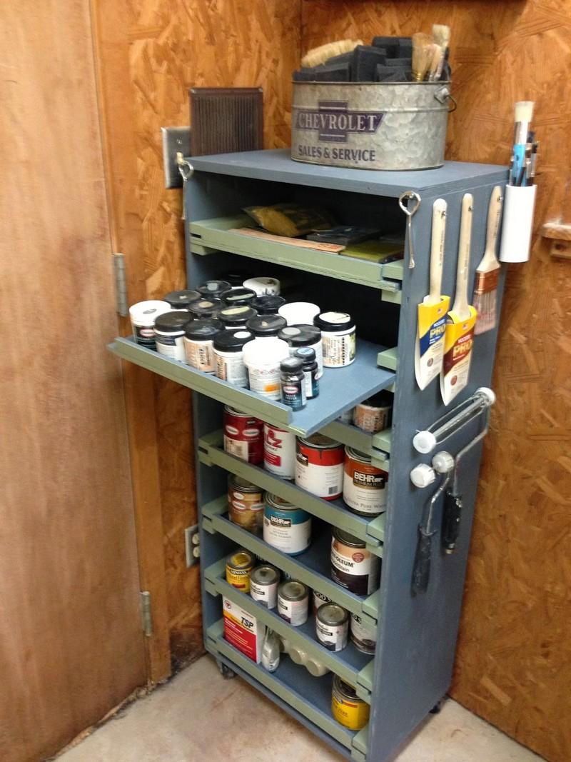 Garage Workshop Storage Ideas