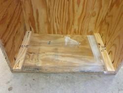DIY Paint Storage Cabinet