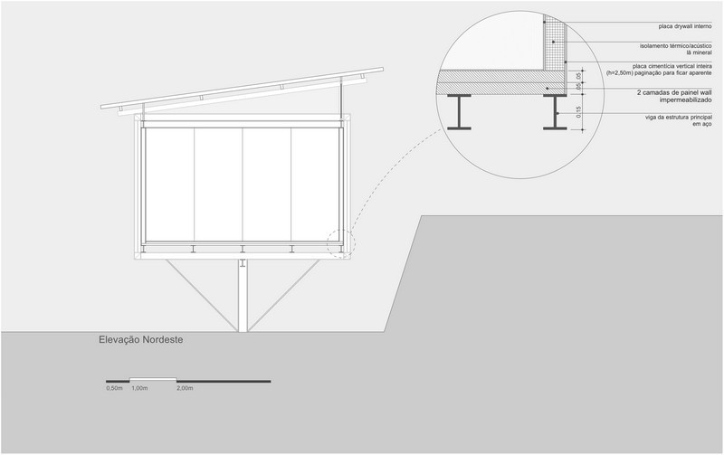 4x4 Studio - Section and Detail