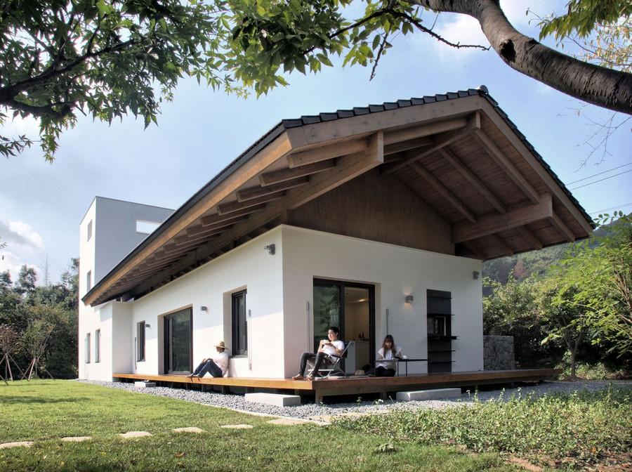 Cherry Blossom House - Exterior