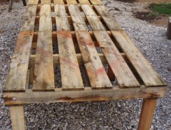 DIY Pallet Chicken Coop - Chicken House Floor