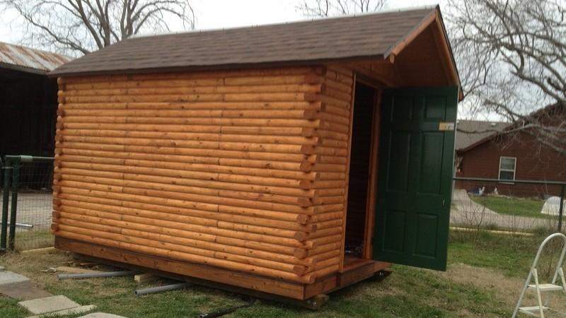 DIY Tiny Cabin