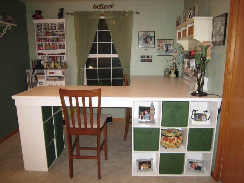How to build a custom craft desk the owner builder network solutioingenieria Choice Image