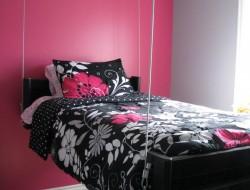 DIY Hanging Bed - Finished Hanging Bed