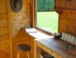 DIY House on Wheels -  Framing the Oak Tops