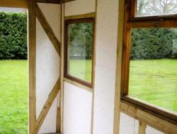 DIY House on Wheels - Assembling Inside