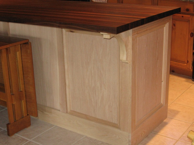 DIY Kitchen Island Cabinet The OwnerBuilder Network - How to build a kitchen island with cabinets