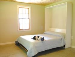 DIY Murphy Bed - Complete bed