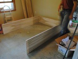 DIY Murphy Bed - Cutting large sheets of plywood