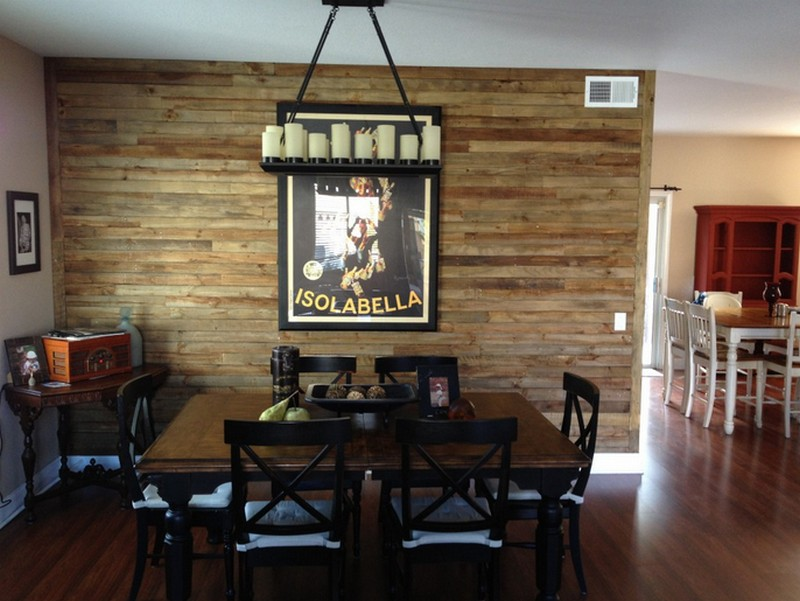 Pallet Wall Project - The Owner-Builder Network