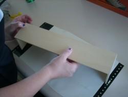 DIY Pantry Door Spice Racks - Assembling the Pantry Door Spice Racks