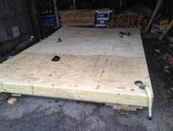 DIY Tiny Cabin - Foundation