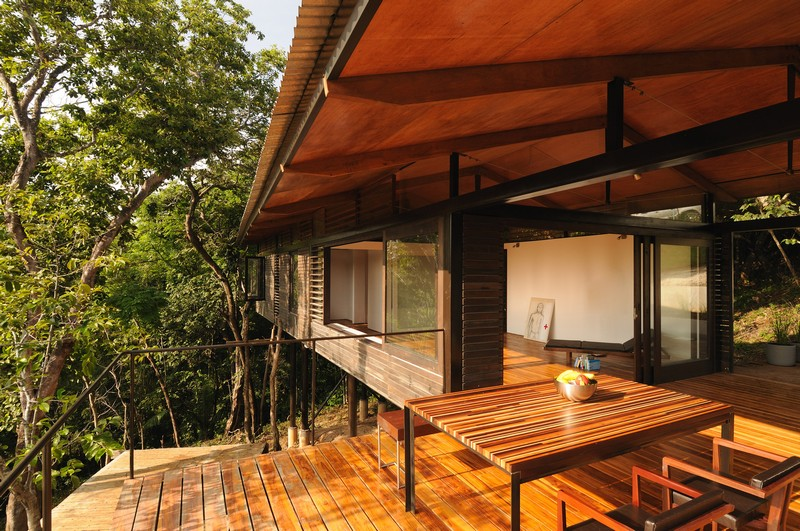 Guanacaste beach house Costa Rica by Datum Zero