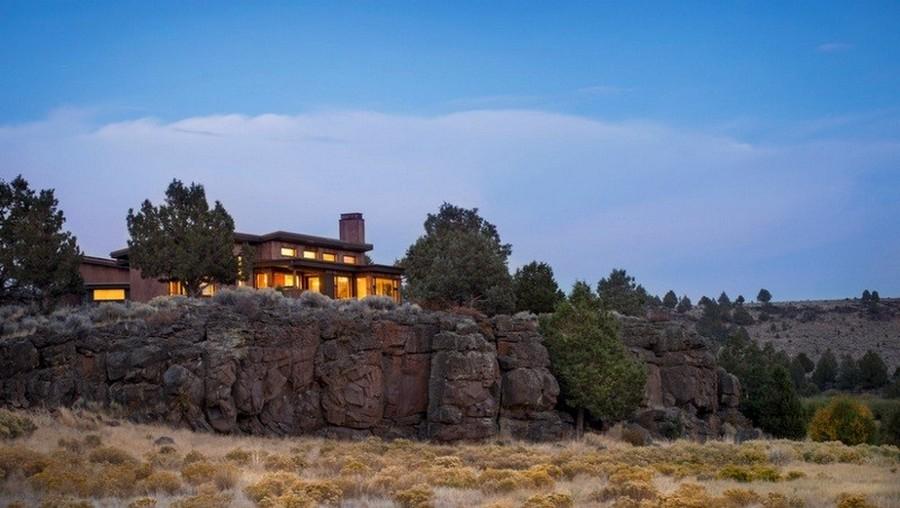 Eastern Oregon Modern Ranch The Owner Builder Network