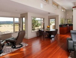 Eastern Oregon Modern Ranch - Living Room
