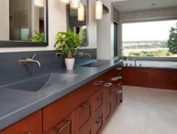 Eastern Oregon Modern Ranch - Bathroom