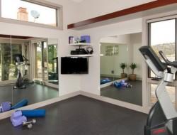 Eastern Oregon Modern Ranch - Home Gym