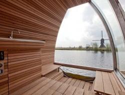 Floating Catamaran Ecolodge - Kitchen