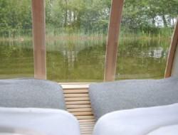 Floating Catamaran Ecolodge - Bedroom