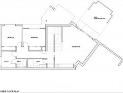NEXTHouse - Lower floor plan