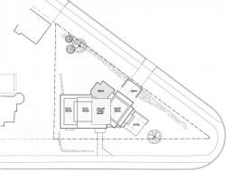 NEXTHouse - Site plan