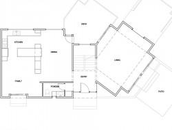 NEXTHouse - Main floor plan