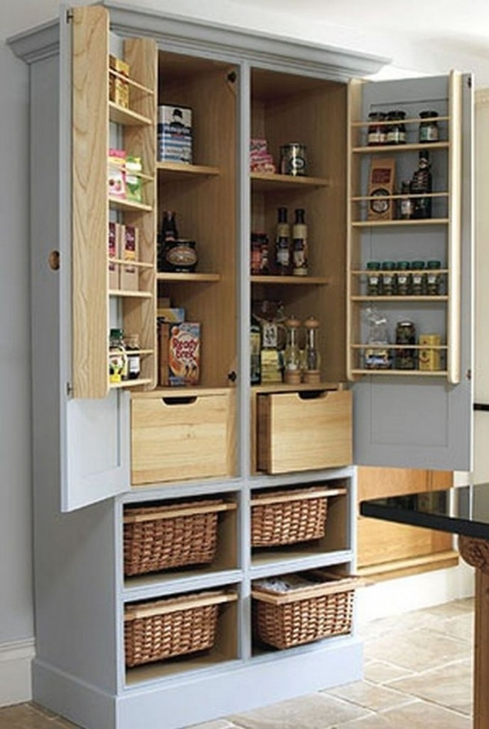 Pantry Cabinet Ideas - Kitchen Cabinet