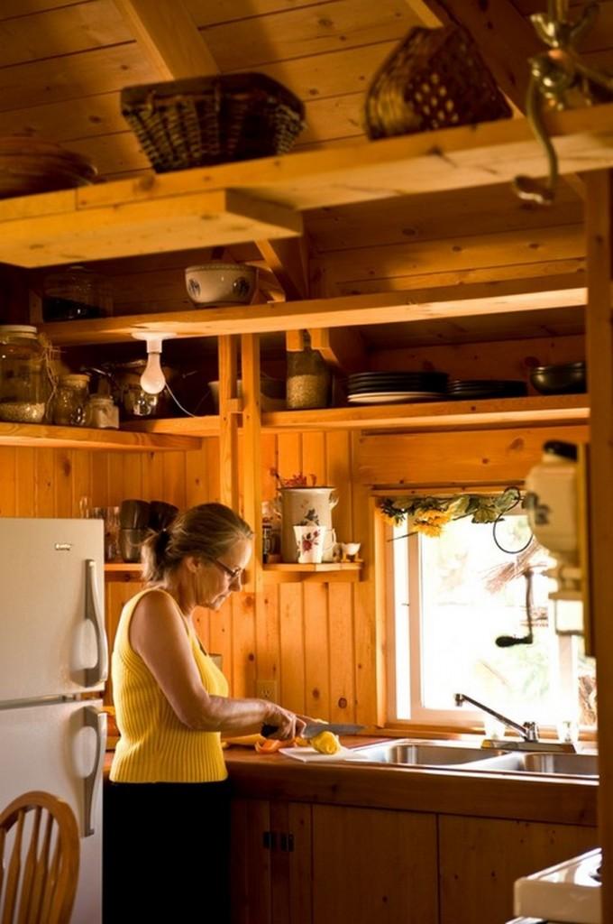 Quietude - Kitchen