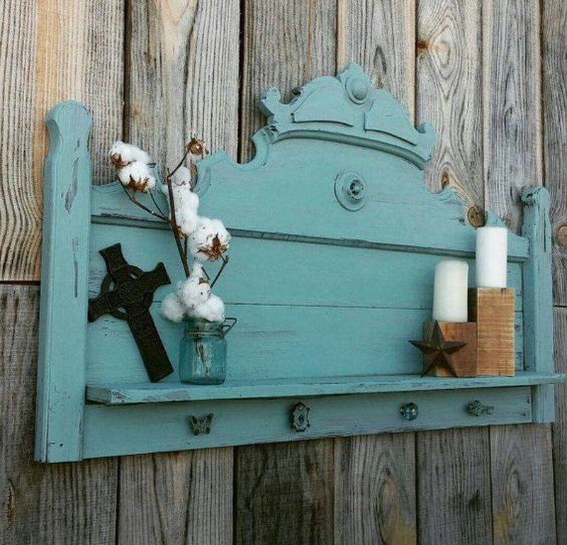 Home Design Ideas Blackboard: Repurposed Headboard Ideas