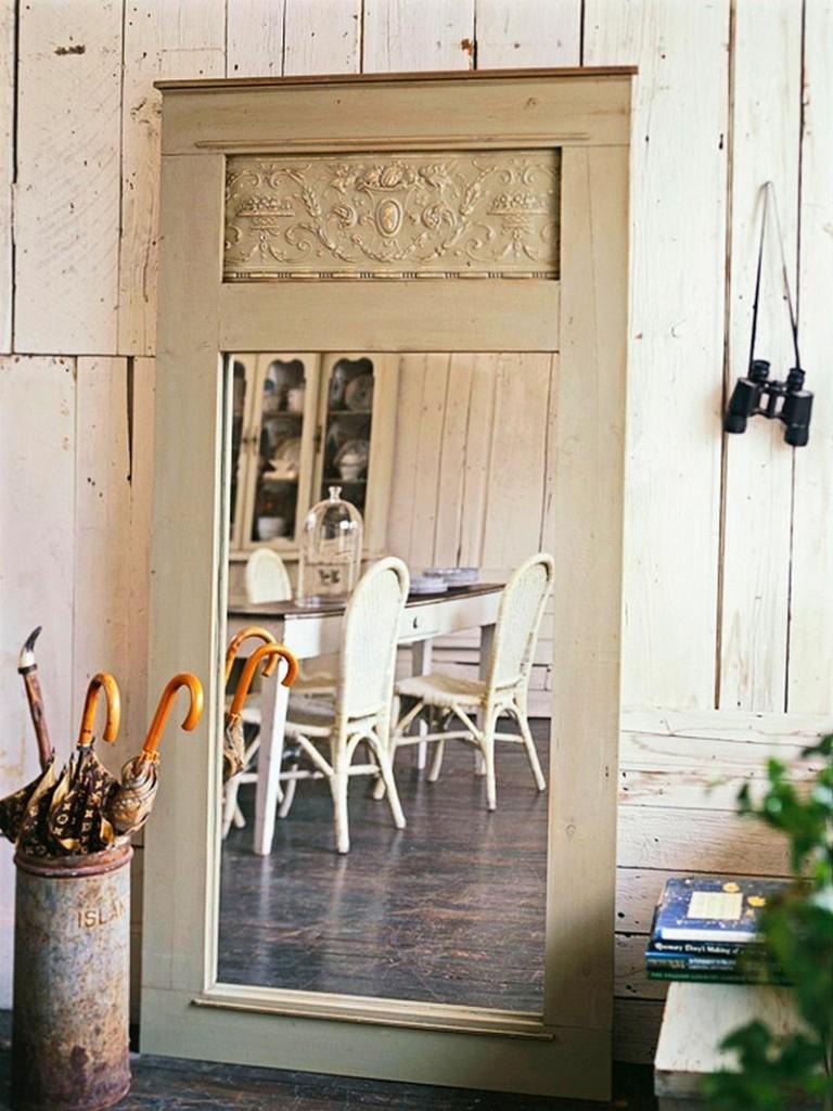 Repurposed Door - Mirror