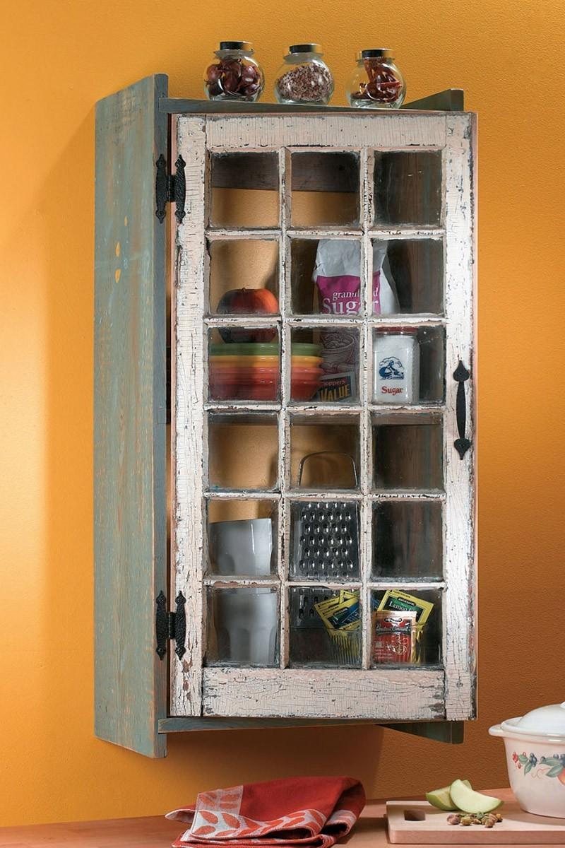 Repurposed Window Ideas The Owner Builder Network