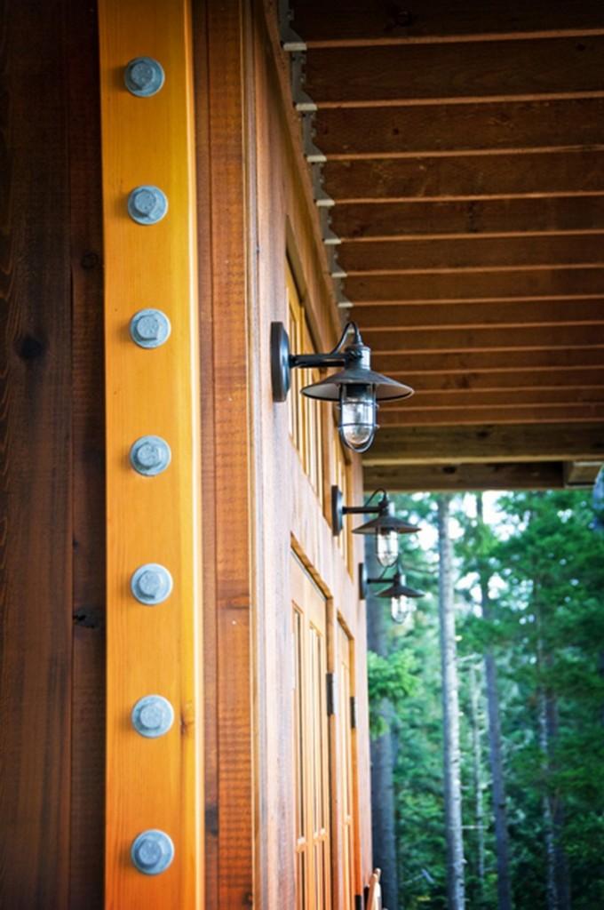 Southridge Cabin - Porch