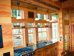 Southridge Cabin - Kitchen