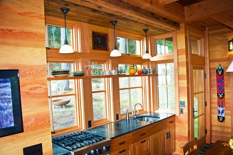 Southridge Cabin - Kitchen