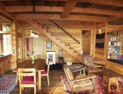 Southridge Cabin - Living Room