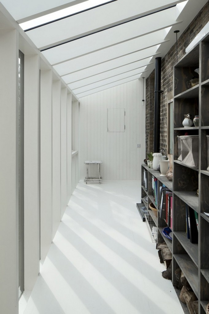 Tree House - Interior walls