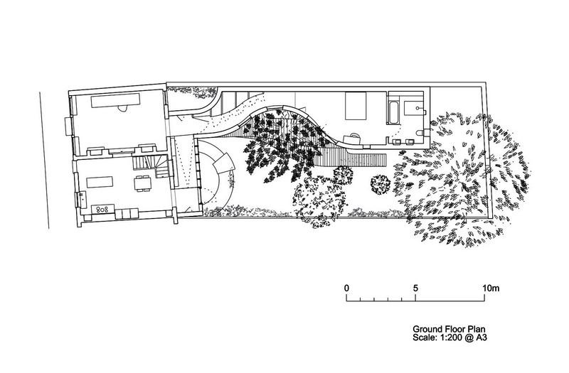 Tree House - Floor Plan 2