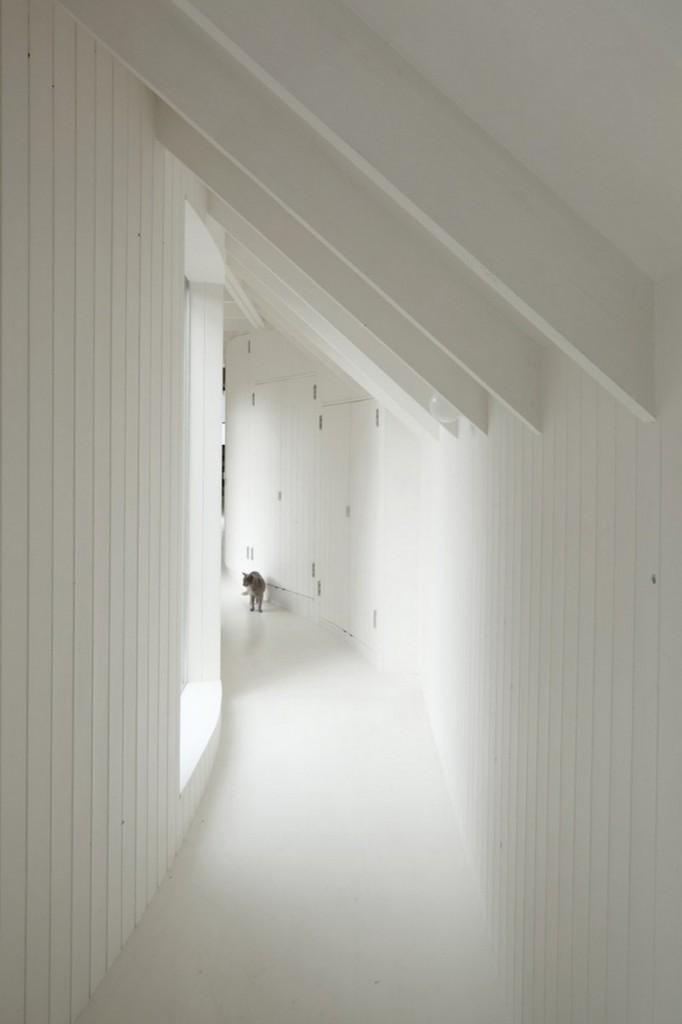 Tree House - Hallway