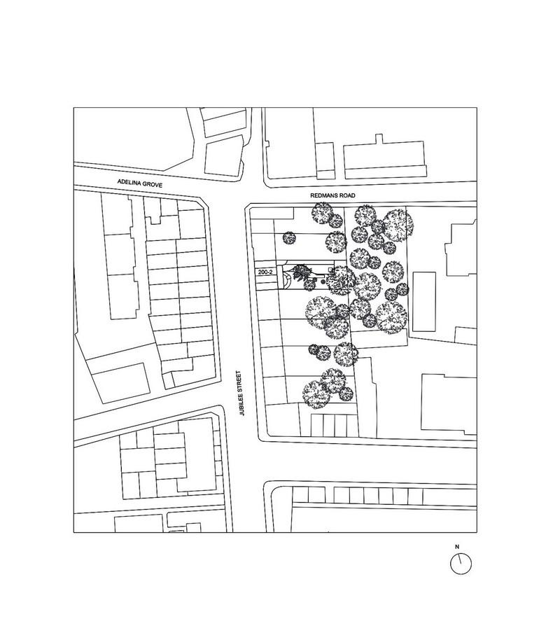 Tree House - Site Plan