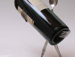 Repurposed Cutlery - Cutlery Wine Handle