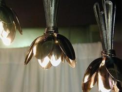 Repurposed Cutlery - Silverware crafts