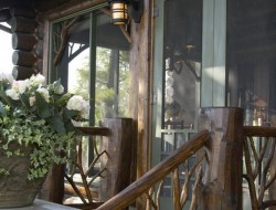 Bay Lake Cabin - Porch