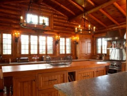 Bay Lake Cabin - Kitchen