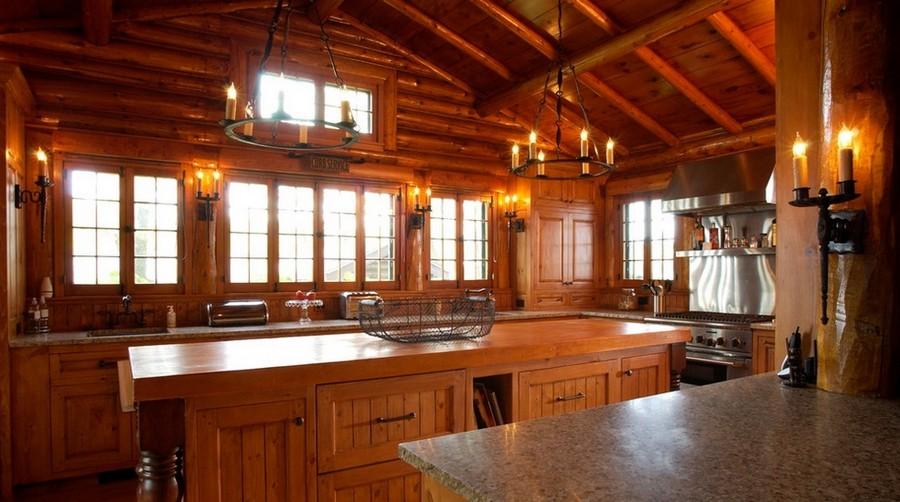 Bay Lake Cabin - Kitchen