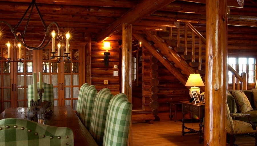 Bay Lake Cabin - Dining Room