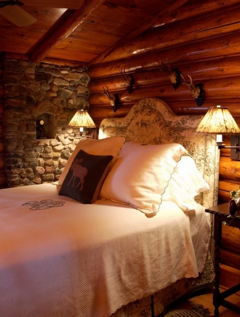 Bay Lake Cabin - Bedroom