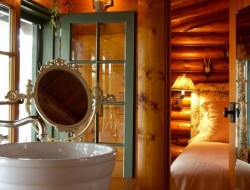 Bay Lake Cabin - Bathroom